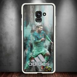 Funda Galaxy A5 2018 barcelona messi