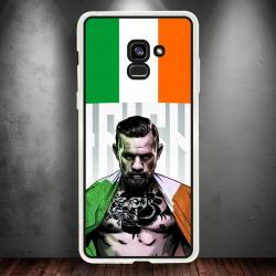 Funda Galaxy A5 2018 mcgregor bandera