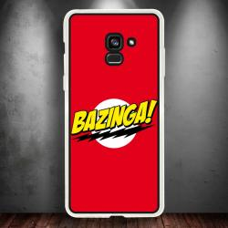 Funda Galaxy A5 2018 big bang theory bazinga