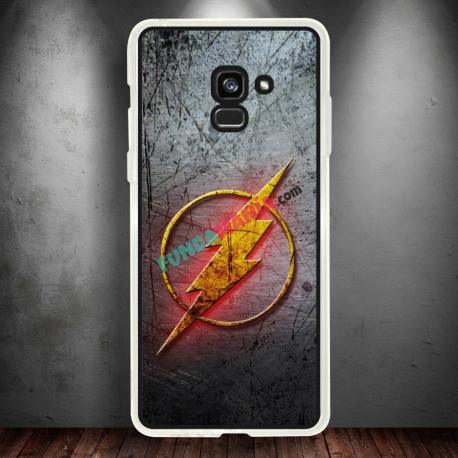 Funda Galaxy A5 2018 the flash