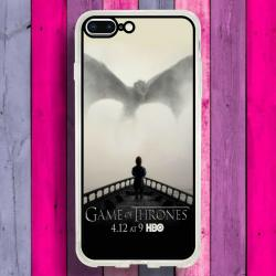 Funda Iphone 8 Plus juego de tronos tyrion dragon