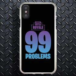 Funda Iphone X fortnite adversarios