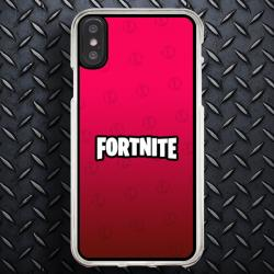 Funda Iphone X fortnite red