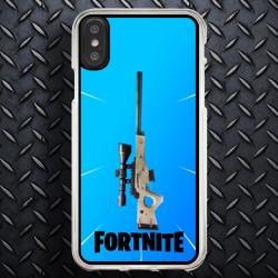 Funda Iphone X sniper fortnite