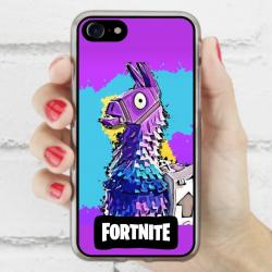 Funda Iphone 8 llama colors fortnite