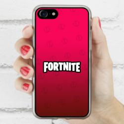 Funda Iphone 7 fortnite red edition