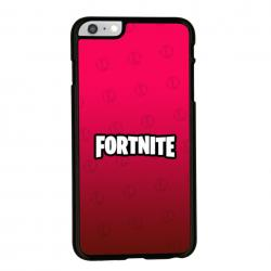 Funda Iphone 6-6s fortnite red edition