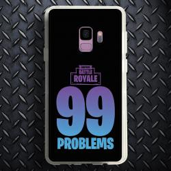 Funda Galaxy S9 fortnite adversarios