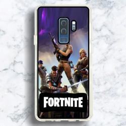 Funda Galaxy S9 Plus equipo fortnite