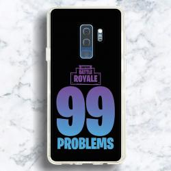 Funda Galaxy S9 Plus fortnite adversarios