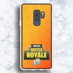 Funda Galaxy S9 Plus fortnite battle