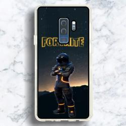 Funda Galaxy S9 Plus fortnite dark voyager
