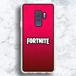 Funda Galaxy S9 Plus fortnite red edition