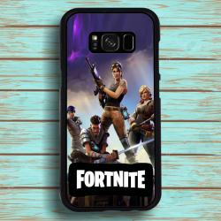 Funda Galaxy S8 equipo fortnite