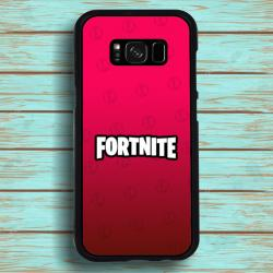 Funda Galaxy S8 fortnite red edition