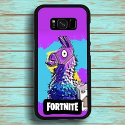 Funda Galaxy S8 fortnite llama colors