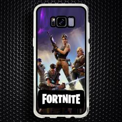 Funda Galaxy S8 Plus equipo fortnite