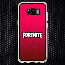 Funda Galaxy S8 Plus fortnite red edition