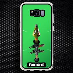 Funda Galaxy S8 Plus lanza cohetes fortnite