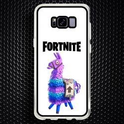 Funda Galaxy S8 Plus llama fortnite
