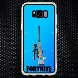 Funda Galaxy S8 Plus sniper fortnite