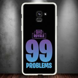 Funda Galaxy A5 2018 fortnite adversarios