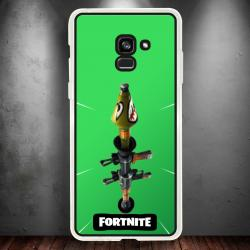 Funda Galaxy A5 2018 lanza cohetes fortnite
