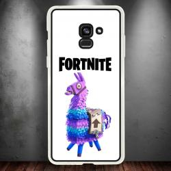 Funda Galaxy A5 2018 llama fortnite