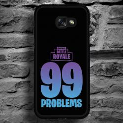 Funda Galaxy A5 2017 fortnite adversarios
