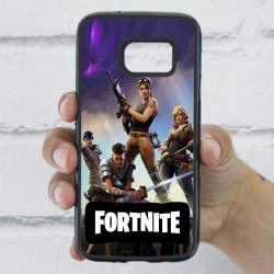 Funda Galaxy S7 equipo fortnite