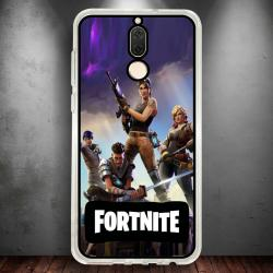 Funda Huawei Mate 10 Lite equipo fortnite