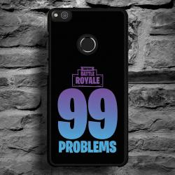 Funda Huawei P8 Lite 2017 fortnite adversarios