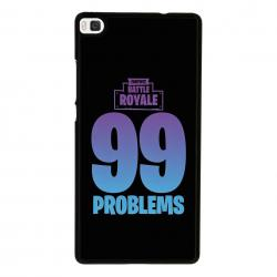 Funda Huawei P8 Lite fortnite adversarios
