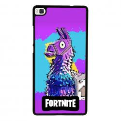 Funda Huawei P8 Lite llama colors fortnite