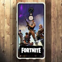 Funda Xiaomi Redmi Note 4 equipo fortnite