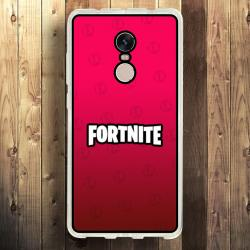 Funda Xiaomi Redmi Note 4 fortnite red edition