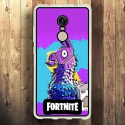 Funda Xiaomi Redmi Note 4 llama colors fortnite