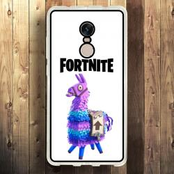 Funda Xiaomi Redmi Note 4 llama fortnite