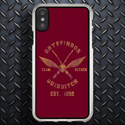 Funda Iphone X griffindor quidditch