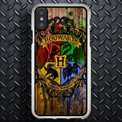 Funda Iphone X harry potter escudo