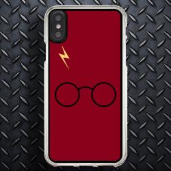 Funda Iphone X harry potter red edition