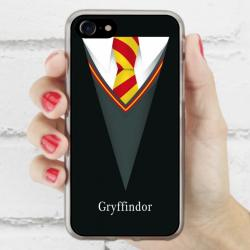 Funda Iphone 8 uniforme harry potter