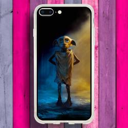 Funda Iphone 8 Plus dobby harry potter