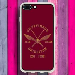 Funda Iphone 8 Plus griffindor quidditch