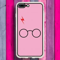 Funda Iphone 8 Plus harry potter pink edition