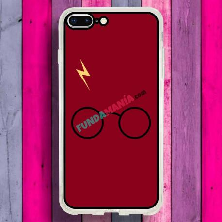 Funda Iphone 8 Plus harry potter red edition