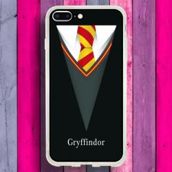 Funda Iphone 8 Plus uniforme hogwarts