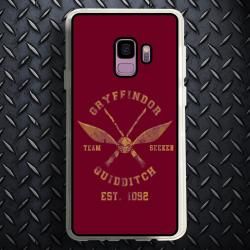 Funda Galaxy S9 griffindor quidditch