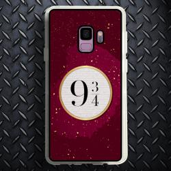 Funda Galaxy S9 harry potter andén