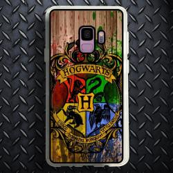 Funda Galaxy S9 harry potter escudo